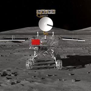 Китайские роботы исследуют Луну
