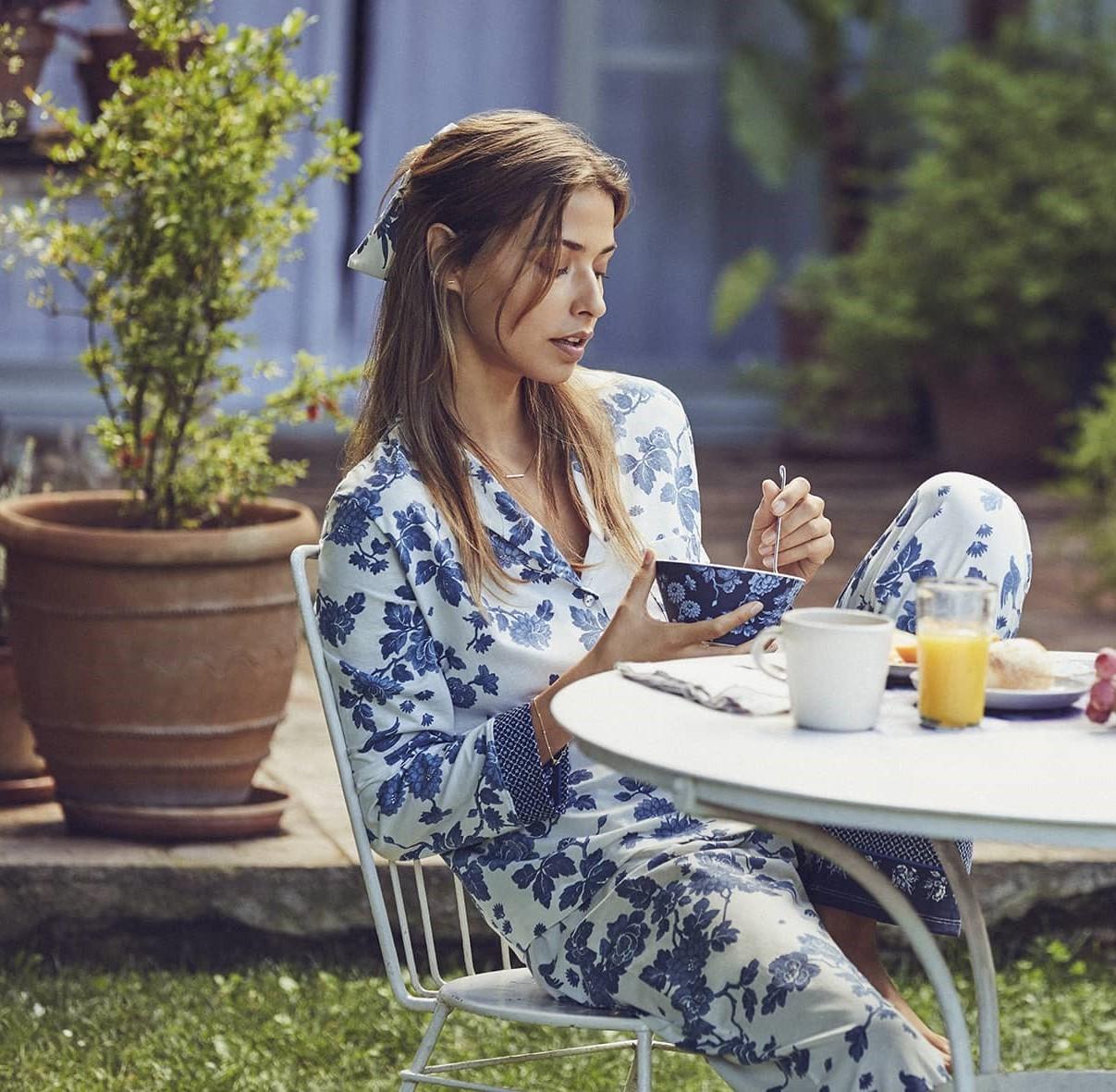 Women'secret вітає осінь колекцією класичних домашніх піжам