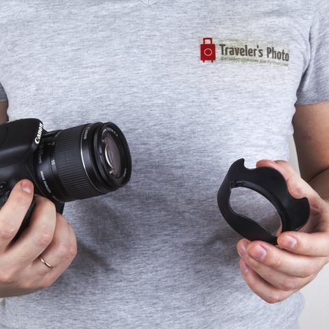 Как подобрать бленду на объектив Nikon