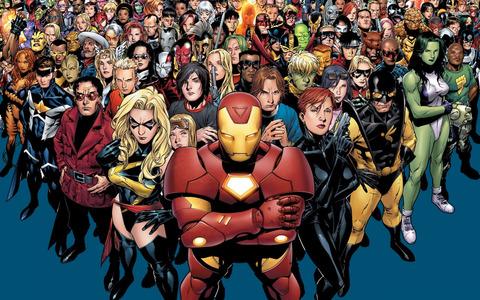 Топ-10 супергеройских комиксов от команды Time to be a Hero!