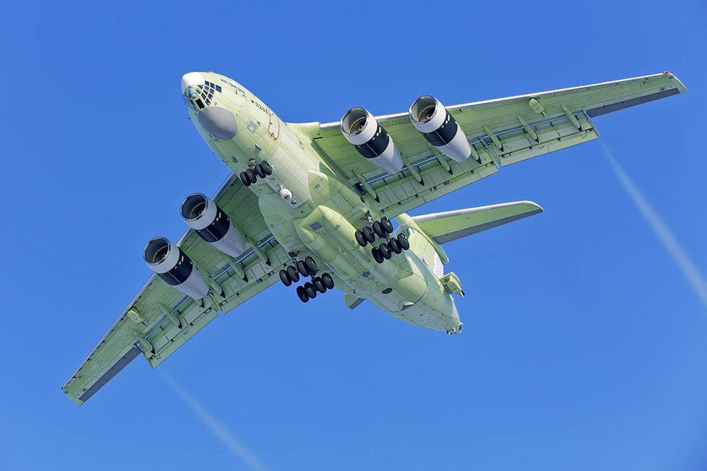 Крылатый танкер в небе над Ульяновском