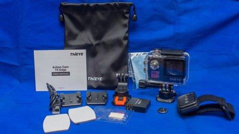 Обзор экшн камеры ThiEYE T5 Edge 4К