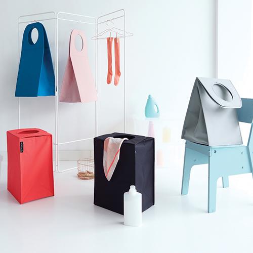 Прямоугольная сумка для белья: оригинально и практично