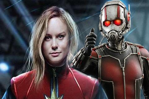 Почему Капитан Марвел может быть ключом к финалу «Человека-муравья и Осы»