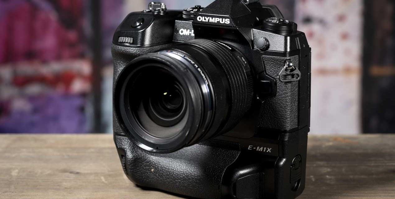 Первые отзывы на Olympus OM-D E-M1X
