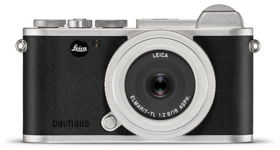 Анонсирована новая лимитированная камера Leica CL «100 Jahre Bauhaus»