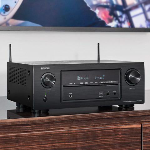 АВР-X2300W - лучший продукт года по версии What Hi-Fi