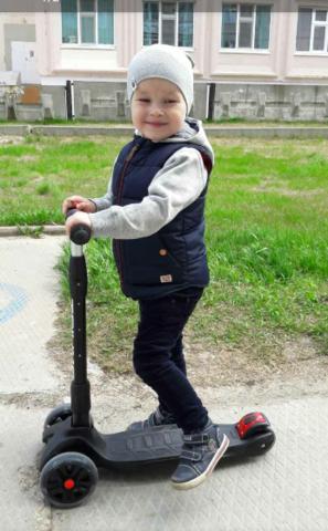 Детский трехколесный самокат: общий обзор