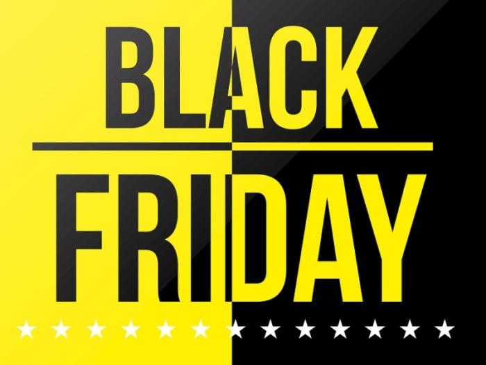 Черная Пятница Black Friday