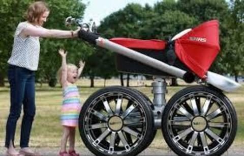 Как сделать правильный выбор детской коляски