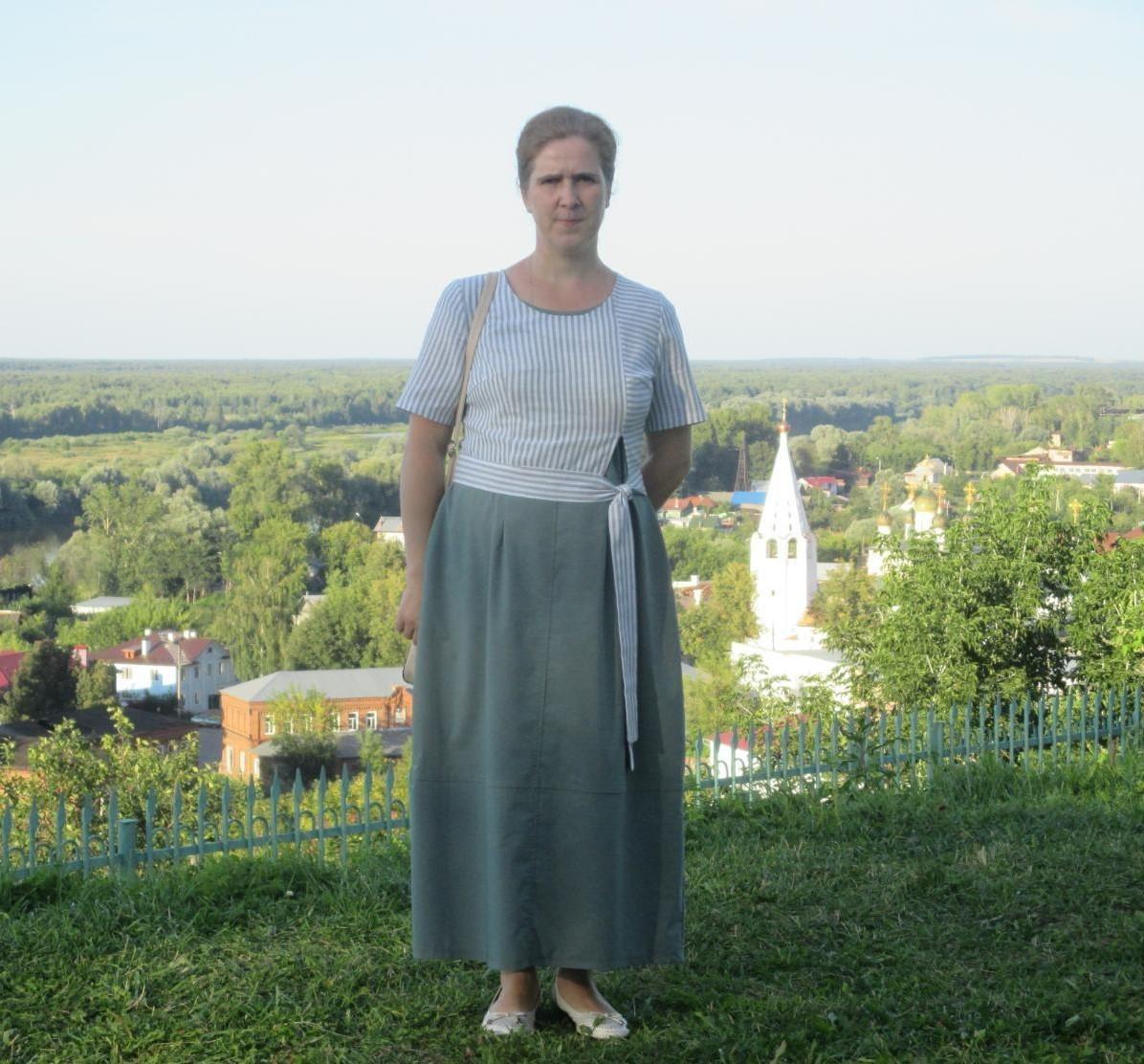 Отзыв о платье 4596 (1)