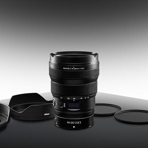 Два новых объектива для Nikon Z