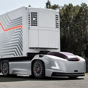 VERA – беспилотный грузовик от VOLVO