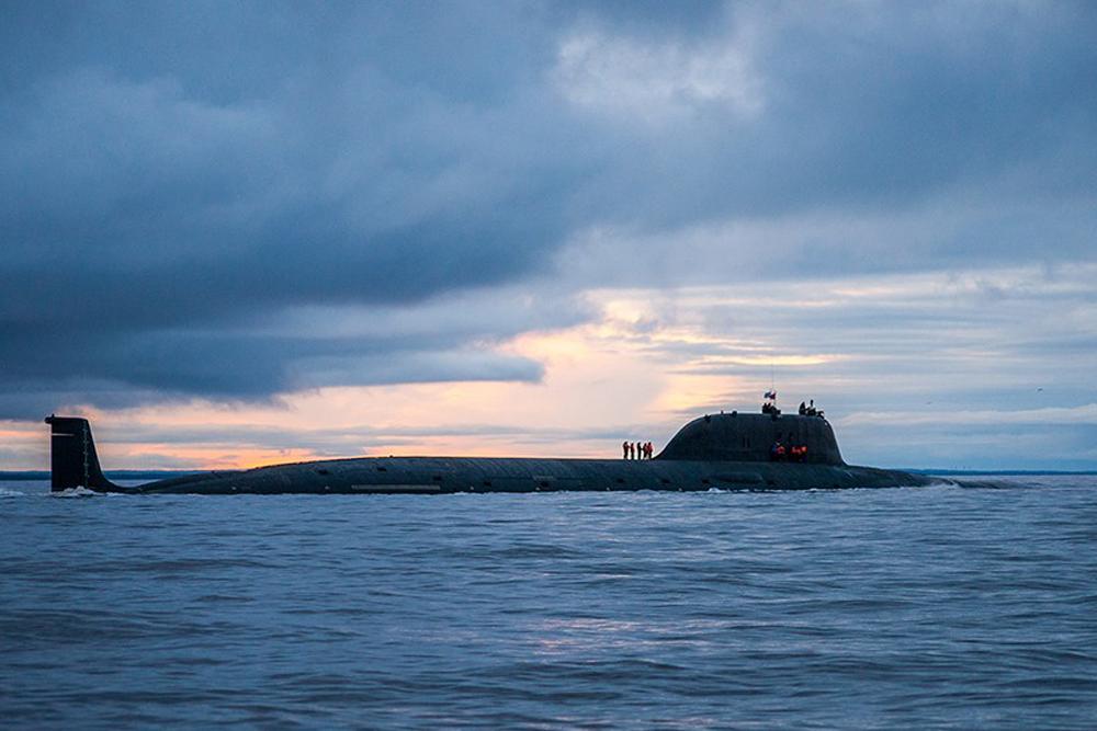 Запад окрестил российскую подлодку «Черной дырой»