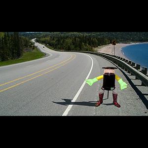 Автостопом по Канаде