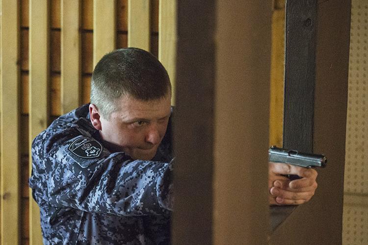На базе боевого «Удава» создан спортивный пистолет