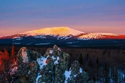 5 самых красивых гор России
