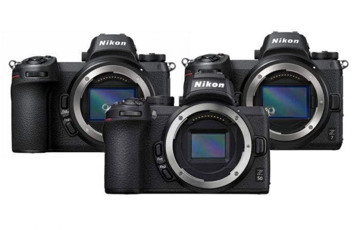 Nikon Z6s и Z7s будут представлены в конце 2020 года