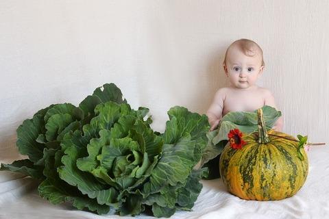 Ребёнок не ест овощи? Расскажем, что делать!