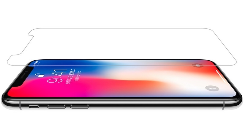 Новые защитные стекла для смартфонов