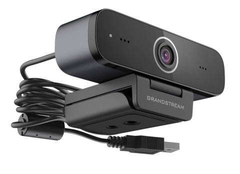 Grandstream объявляет о выпуске USB HD веб-камеры 1080p