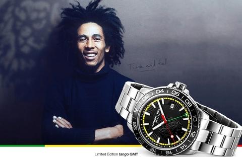 Совместный проект Raymond Weil и Bob Marley