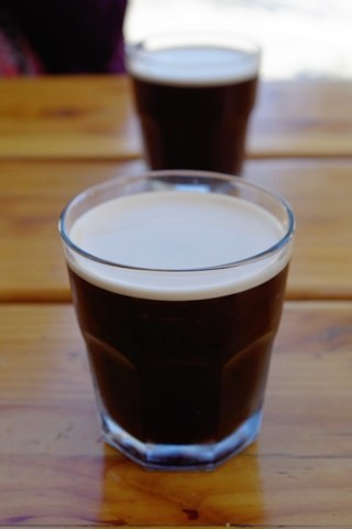 Нитро кофе