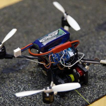 FlyCroTug – крошка-спасатель