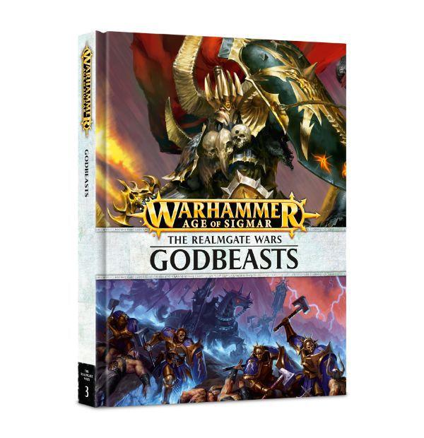 Предварительный заказ на новую книгу для Warhammer Age of Sigmar и кисти!
