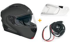 Какой шлем выбрать для снегохода