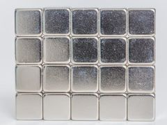 Новое изобретение - магниты с характеристиками, более чем у неодимовых