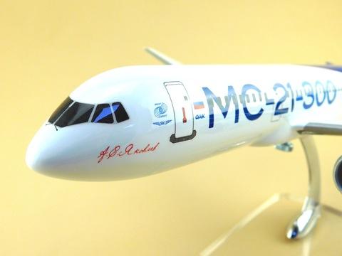 Эксклюзивно только для Вас - модель самолета МС-21-300 М1/100 уже в продаже!