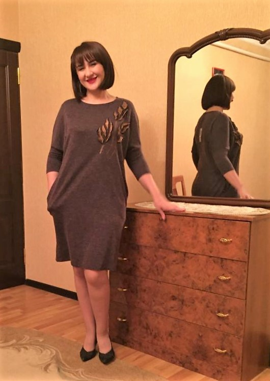 Отзыв о платье (нет на сайте 121)