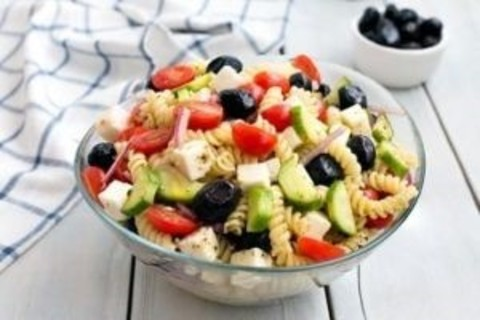 Что приготовить летом, Insalatta di pasta - 2
