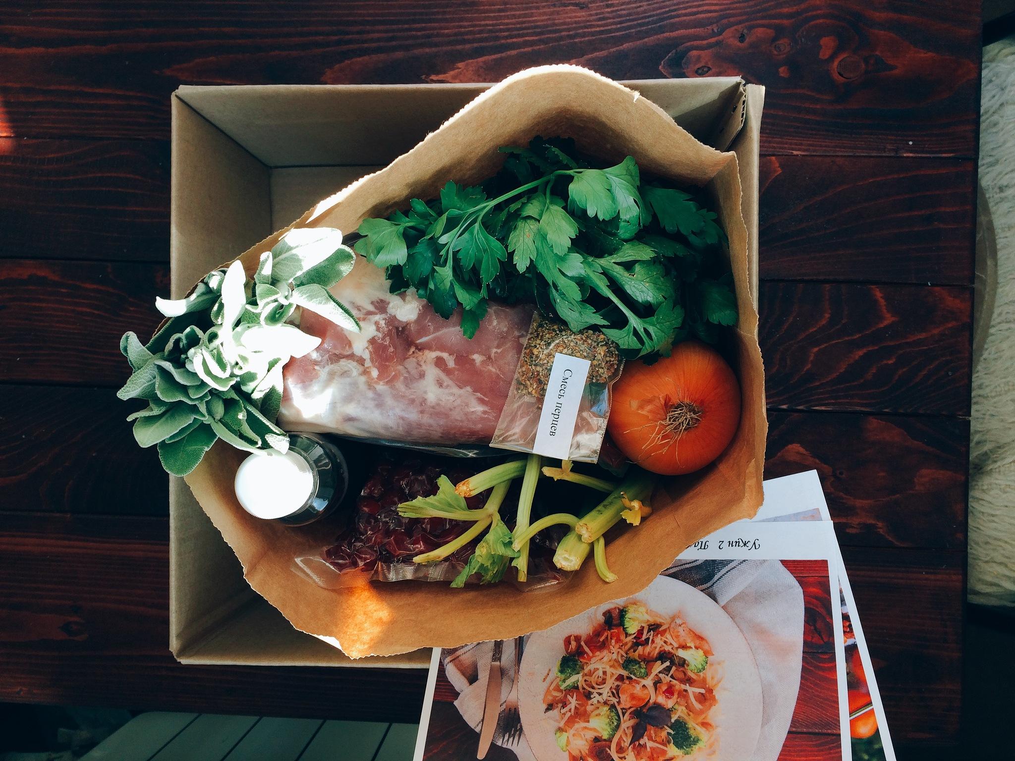 Как заказать продукты и остаться в живых?