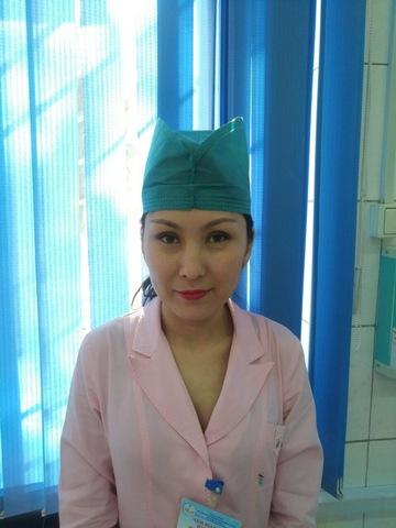 Акилбаева Нурхан Нуржановна