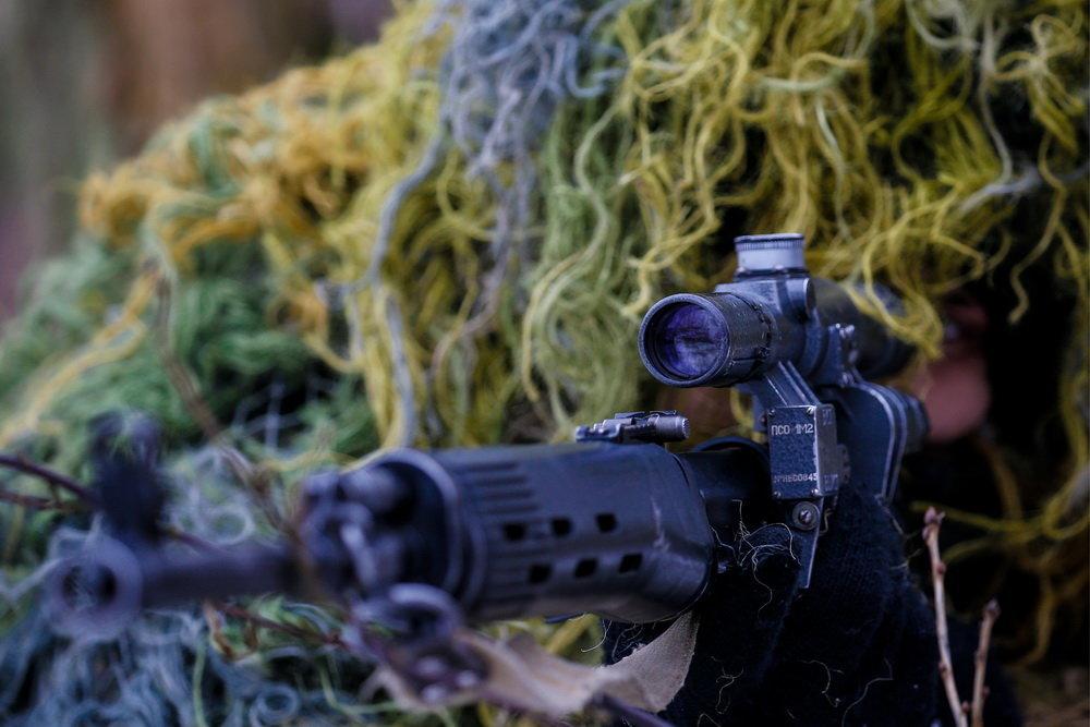Спецназ опробует новые винтовки