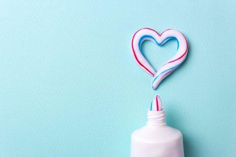 Зубная паста VS смазки-лубриканта