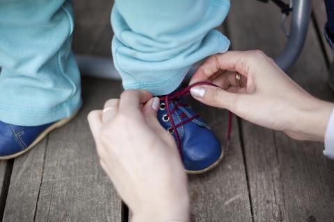 Выбираем сменную обувь для детского сада