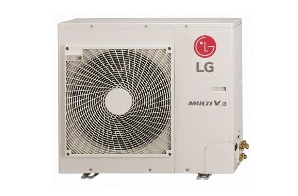 LG начала выпускать компактные VRF-системы, использующие R32