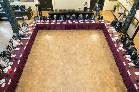Заседание наблюдательного совета Агентства