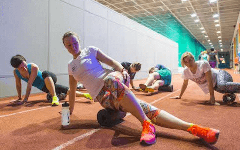 Беговой лагерь Unity Run Camp включил в свои тренировки упражнения с оборудованием BLACKROLL