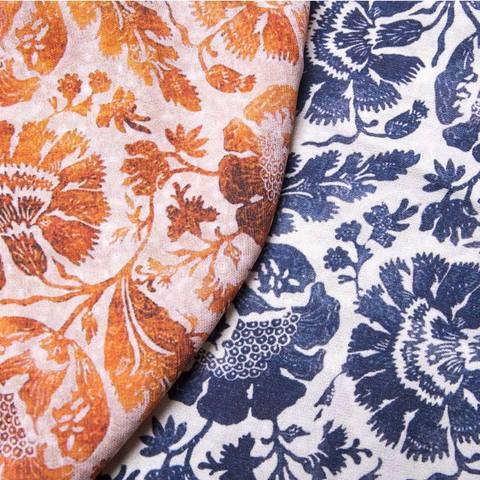 Текстильные тренды 2018/19, общие тенденции