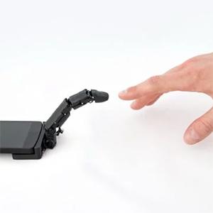 Смартфон снабдили искусственным «пальцем»