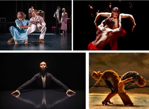 Международный фестиваль современного танца Dance Inversion