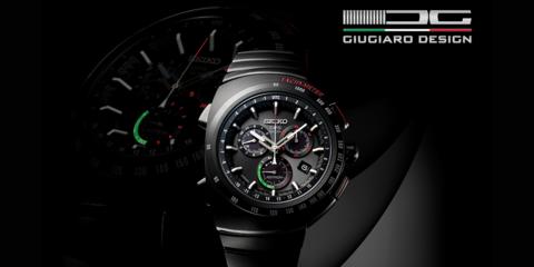 Лимитированный Astron в партнерстве с Giugiaro Design