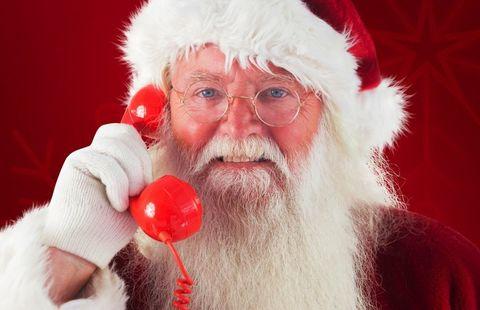 Прямая линия с Дедом Морозом!