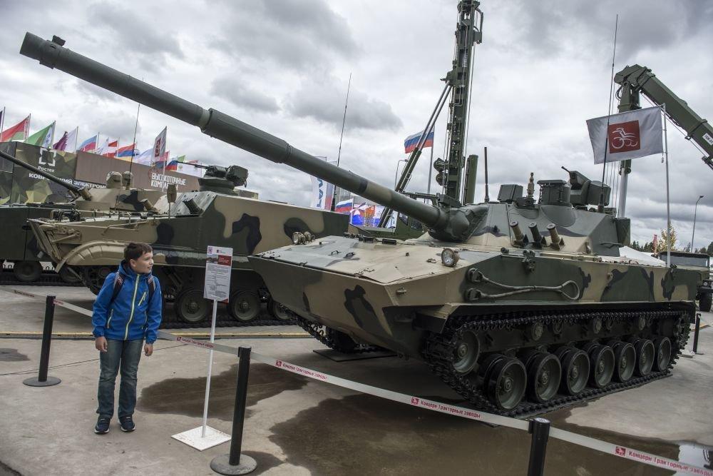 Истребитель танков