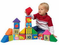Польза и вред детских игрушек