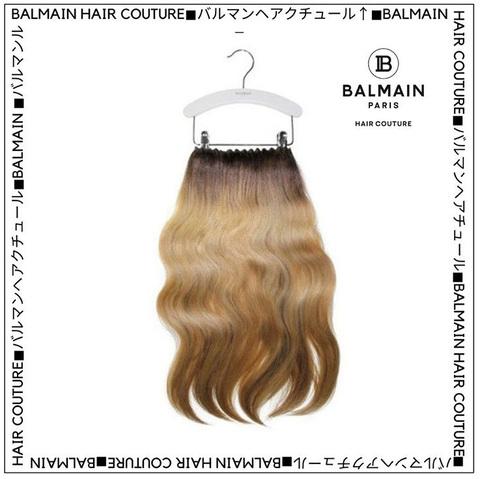 Быть красивой и меняться каждый день легко - с Balmain Hair Couture!